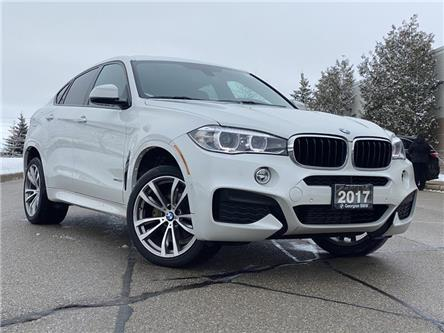 2017 BMW X6 xDrive35i (Stk: P1601) in Barrie - Image 1 of 18
