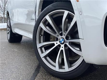2017 BMW X6 xDrive35i (Stk: P1601) in Barrie - Image 2 of 18