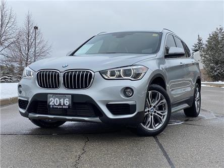 2016 BMW X1 xDrive28i (Stk: P1603) in Barrie - Image 1 of 18