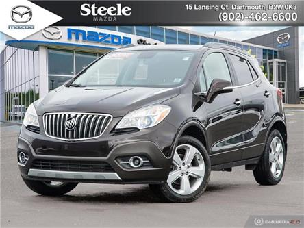 2015 Buick Encore Convenience (Stk: M2821A) in Dartmouth - Image 1 of 28