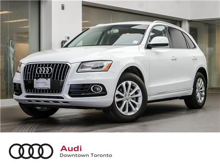 2016 Audi Q5 2.0T Progressiv (Stk: P3492) in Toronto - Image 1 of 28