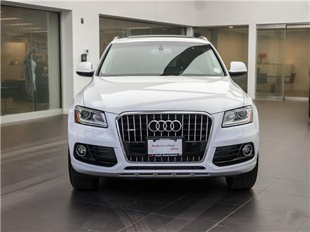 2016 Audi Q5 2.0T Progressiv (Stk: P3492) in Toronto - Image 2 of 28