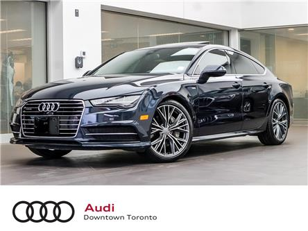 2016 Audi A7 3.0T Technik (Stk: P3573) in Toronto - Image 1 of 29