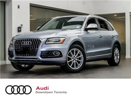 2016 Audi Q5 2.0T Technik (Stk: P3616) in Toronto - Image 1 of 27
