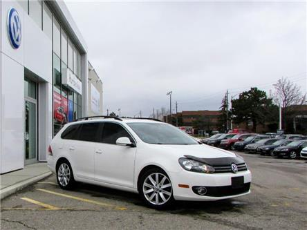 2013 Volkswagen Golf 2.0 TDI Highline (Stk: 3195J) in Toronto - Image 1 of 20