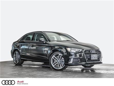 2019 Audi A3 45 Progressiv (Stk: 92055) in Nepean - Image 1 of 20
