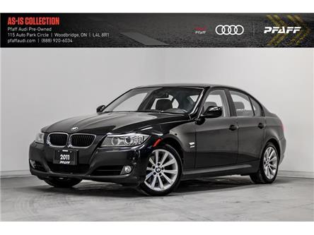 2011 BMW 328i xDrive (Stk: C7424A) in Woodbridge - Image 1 of 22