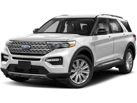 2020 Ford Explorer Limited (Stk: S0043) in St. Thomas - Image 1 of 2
