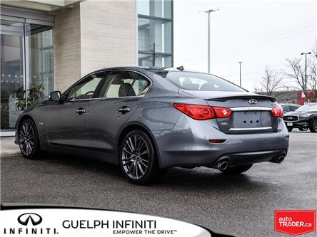 2017 Infiniti Q50  (Stk: I6964A) in Guelph - Image 2 of 29
