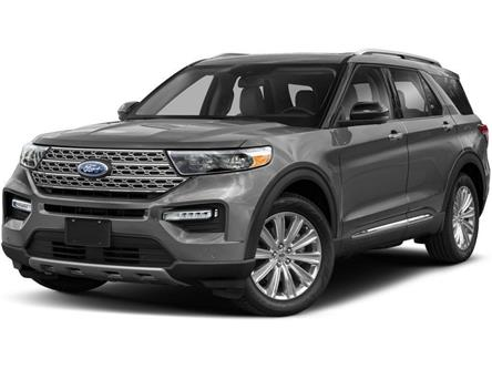 2020 Ford Explorer XLT (Stk: S0028) in St. Thomas - Image 1 of 2