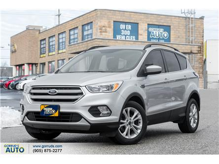2018 Ford Escape SE (Stk: C42146) in Milton - Image 1 of 18