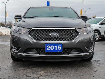 2015 Ford Taurus SHO (Stk: 15-22979-I) in Burlington - Image 2 of 29