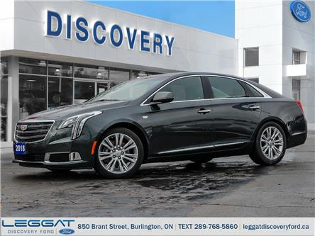 2018 Cadillac XTS Luxury (Stk: 18-63024-T) in Burlington - Image 1 of 27