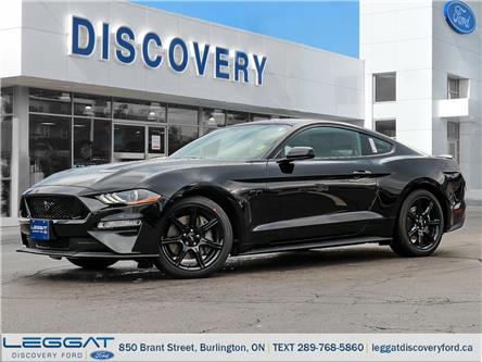 2020 Ford Mustang  (Stk: MU20-35478) in Burlington - Image 1 of 23
