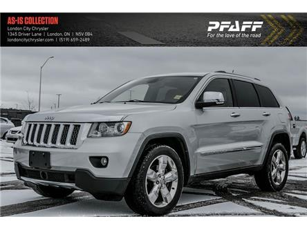 2012 Jeep Grand Cherokee Overland (Stk: LC9783B) in London - Image 1 of 11