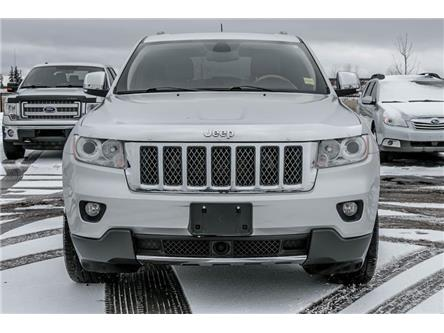 2012 Jeep Grand Cherokee Overland (Stk: LC9783B) in London - Image 2 of 11