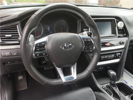2018 Hyundai Sonata 2.4 Sport (Stk: 010E1293) in Ottawa - Image 2 of 16