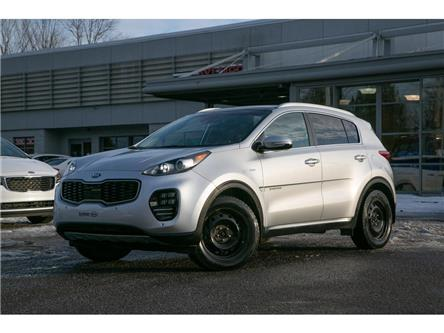 2017 Kia Sportage SX Turbo (Stk: P1279) in Gatineau - Image 1 of 25