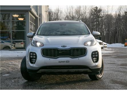 2017 Kia Sportage SX Turbo (Stk: P1279) in Gatineau - Image 2 of 25