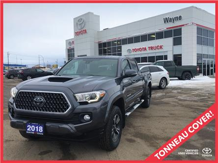 2018 Toyota Tacoma SR5 (Stk: 11072) in Thunder Bay - Image 1 of 30