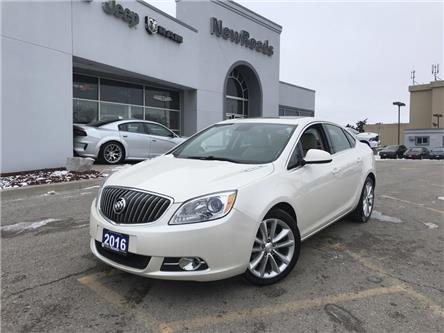 2016 Buick Verano Base (Stk: 24633T) in Newmarket - Image 1 of 20