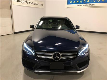 2017 Mercedes-Benz C-Class Base (Stk: W0845) in Mississauga - Image 2 of 28