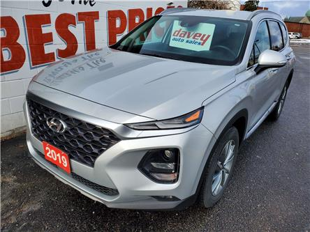 2019 Hyundai Santa Fe Preferred 2.4 (Stk: 19-666) in Oshawa - Image 1 of 15