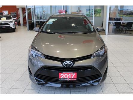 2017 Toyota Corolla LE (Stk: 921164) in Milton - Image 2 of 34