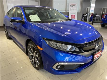 2019 Honda Civic Touring (Stk: 16640A) in North York - Image 1 of 18