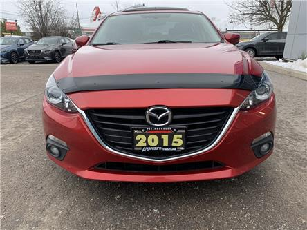 2015 Mazda Mazda3 GS (Stk: K7624A) in Peterborough - Image 2 of 13