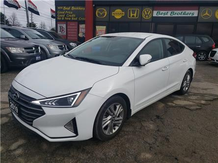 2019 Hyundai Elantra Preferred (Stk: 769576) in Toronto - Image 1 of 14
