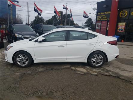 2019 Hyundai Elantra Preferred (Stk: 769576) in Toronto - Image 2 of 14