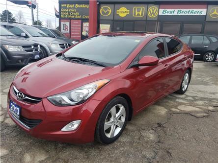 2013 Hyundai Elantra GL (Stk: 176777) in Toronto - Image 1 of 15