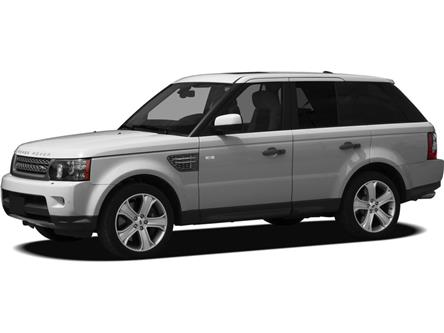 2011 Land Rover Range Rover Sport Supercharged (Stk: J19101) in Brandon - Image 1 of 6