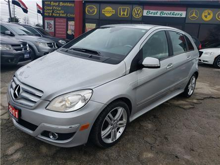 2011 Mercedes-Benz B-Class Base (Stk: 711857) in Toronto - Image 1 of 11