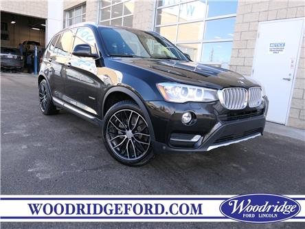 2017 BMW X3 xDrive28i (Stk: K-1576A) in Calgary - Image 1 of 21