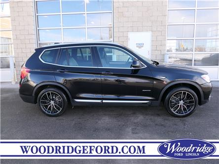 2017 BMW X3 xDrive28i (Stk: K-1576A) in Calgary - Image 2 of 21