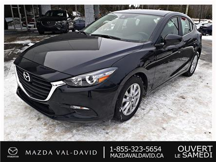 2018 Mazda Mazda3 Sport  (Stk: 19331A) in Val-David - Image 1 of 22