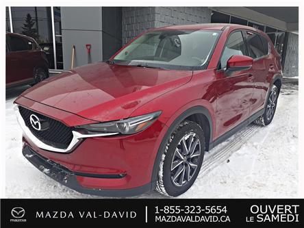 2018 Mazda CX-5 GT (Stk: 19241A) in Val-David - Image 1 of 30