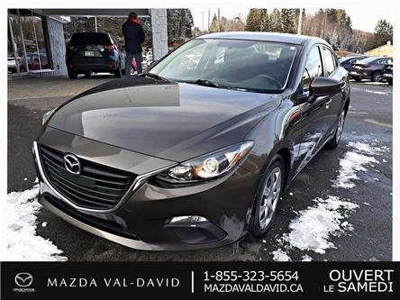 2015 Mazda Mazda3 GX (Stk: 19513A) in Val-David - Image 1 of 20