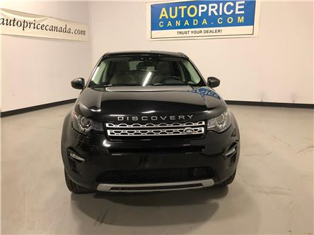 2016 Land Rover Discovery Sport HSE (Stk: B0838) in Mississauga - Image 2 of 30