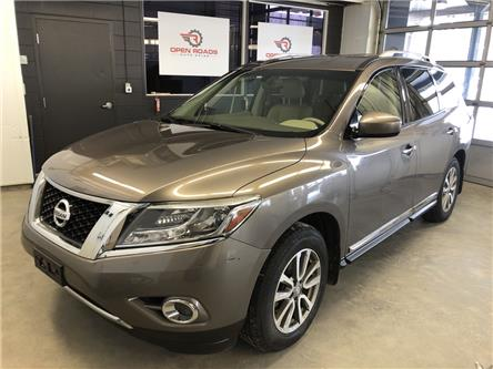 2014 Nissan Pathfinder  (Stk: 20007) in North Bay - Image 1 of 10