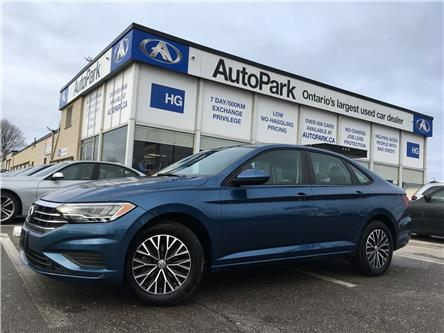 2019 Volkswagen Jetta 1.4 TSI Highline (Stk: 19-11527) in Brampton - Image 1 of 15