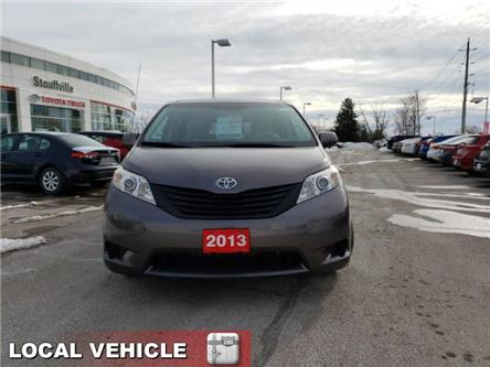 2013 Toyota Sienna 5DR 7-PASS FWD (Stk: 200317A) in Whitchurch-Stouffville - Image 2 of 12