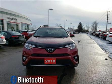 2018 Toyota RAV4 AWD Limited (Stk: P2055) in Whitchurch-Stouffville - Image 2 of 17