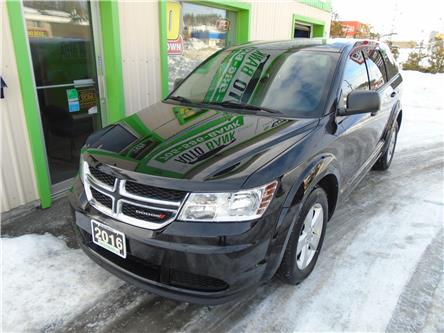 2016 Dodge Journey CVP/SE Plus (Stk: ) in Sudbury - Image 2 of 6
