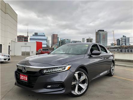 2019 Honda Accord Touring 1.5T (Stk: HP3592) in Toronto - Image 1 of 34