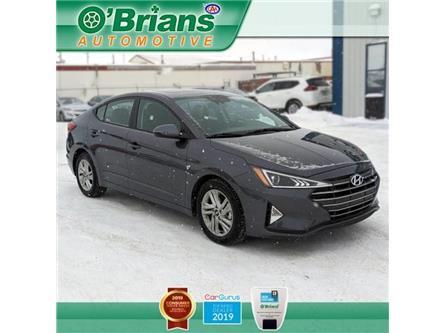 2019 Hyundai Elantra Preferred (Stk: 13249A) in Saskatoon - Image 1 of 22