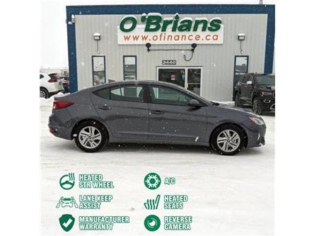 2019 Hyundai Elantra Preferred (Stk: 13249A) in Saskatoon - Image 2 of 22