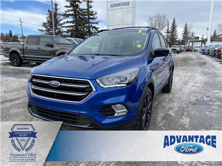 2017 Ford Escape SE (Stk: L-067A) in Calgary - Image 1 of 27